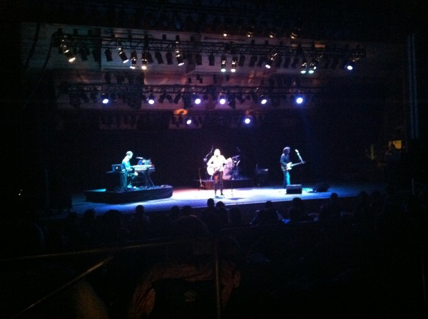 Aimee Mann on the Britt Stage