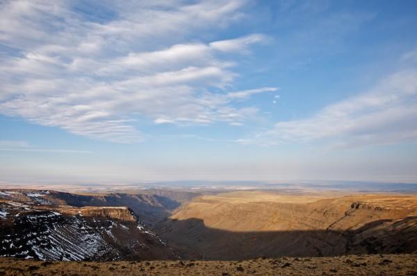 Big Indian Gorge - Steens Mountain